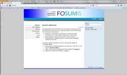 fosumis website